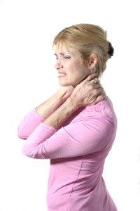 Woman With Fibromyalgia